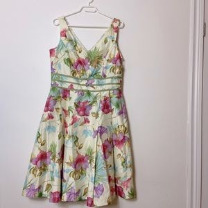 Tradition Floral Dress - NWT